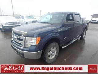 Used 2013 Ford F-150 XLT SuperCrew SWB AWD 3.5L for sale in Calgary, AB