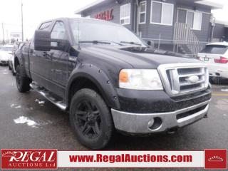 Used 2007 Ford F-150 4D SUPERCREW 4WD for sale in Calgary, AB