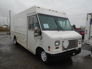 Used 2007 Ford E450 STEP VAN for sale in Mississauga, ON