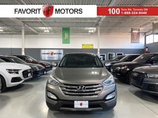 Used 2013 Hyundai Santa Fe Sport 2.0T|AWD|PANOROOF|ALLOYS|LEATHER|WOODGRAIN|+ for sale in North York, ON