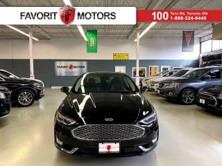 Used 2019 Ford Fusion Hybrid Titanium HYBRID *CERTIFIED!* |PANO ROOF|NAV| for sale in North York, ON