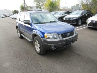Used 2006 Ford Escape 4dr XLT Auto 4WD for sale in Toronto, ON