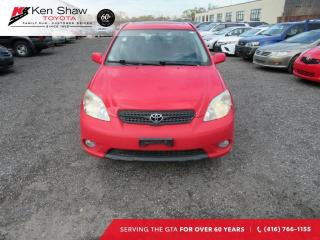 Used 2007 Toyota Matrix 5dr Wgn Auto STD for sale in Toronto, ON