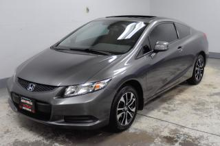 Used 2013 Honda Civic Cpe LX for sale in Kitchener, ON