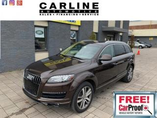 Used 2010 Audi Q7 quattro 4dr 4.2L for sale in Nobleton, ON