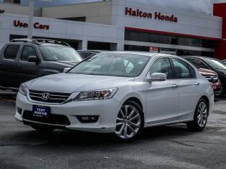 Used 2015 Honda Accord TOURING|SERVICE HISTORY ON FILE for sale in Burlington, ON