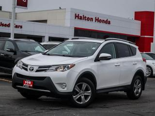 Used 2015 Toyota RAV4 XLE|NO ACCIDENTS for sale in Burlington, ON