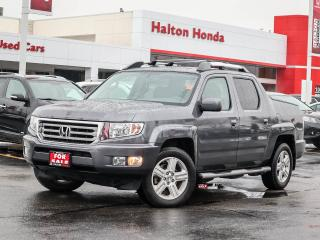 Used 2014 Honda Ridgeline TOURING NO ACCIDENTS for sale in Burlington, ON