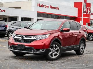 Used 2017 Honda CR-V EX 4WD|SERVICE HISTORY ON FILE for sale in Burlington, ON