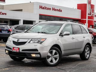 Used 2011 Acura MDX MDX|NO ACCIDENTS for sale in Burlington, ON