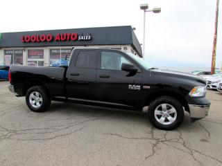 Used 2014 Dodge Ram 1500 Tradesman Quad Cab 4WD Hemi 5.7L Certified for sale in Milton, ON