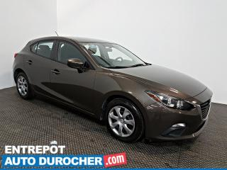 Used 2014 Mazda MAZDA3 GX-SKY Automatique - A/C - Groupe Électrique for sale in Laval, QC