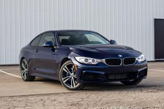 Used 2016 BMW 4 Series 435i xDrive TANZANITE BLUE - LOADED - NO ACCIDENTS for sale in St. Catharines, ON