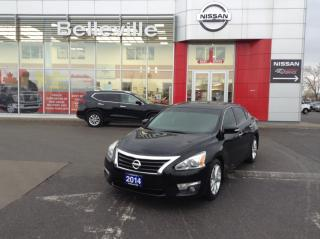 Used 2014 Nissan Altima 2.5 SL for sale in Belleville, ON