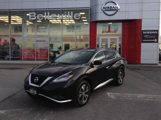 Used 2019 Nissan Murano SV for sale in Belleville, ON