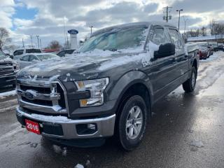 Used 2016 Ford F-150 XLT  - Local - Trade-in - One owner for sale in Woodstock, ON