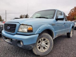 Used 2008 Ford Ranger XLT SUPERCAB 4 DOOR for sale in Stittsville, ON