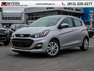 Used 2019 Chevrolet Spark LT  LT, AUTO, A/C, KEYLESS ENTRY, REAR CAMERA, ONLY 2190 KM!!! for sale in Ottawa, ON