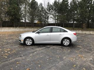 Used 2014 Chevrolet Cruze LS FWD for sale in Cayuga, ON