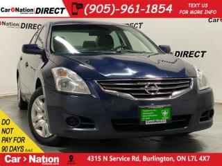 Used 2011 Nissan Altima 2.5 S| AS-TRADED| PUSH START| for sale in Burlington, ON