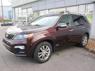 Used 2013 Kia Sorento SX 7 seater SX 7 Seater/Leather/NAV/Sunroof/Camera for sale in Mississauga, ON