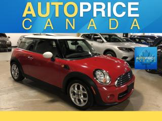 Used 2012 MINI Cooper Classic PANOROOF|LEATHER for sale in Mississauga, ON