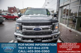 Used 2017 Ford F-350 XLT PREMIUM PACKAGE, HEATED FRONT SEATS, SYNC 3, TAILGATE STEP, REMOTE START, FX4 OFF ROAD PACK for sale in Okotoks, AB