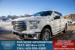 Used 2016 Ford F-150 XLT ONE OWNER, NO ACCIDENTS, XTR PACK, TAILGATE STEP, REMOTE START, TRAILER HITCH, PRO BACKUP ASSIST for sale in Okotoks, AB