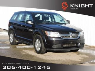 Used 2012 Dodge Journey Canada Value Pkg | Media Center | Rear Bench Seat | Low KM for sale in Weyburn, SK