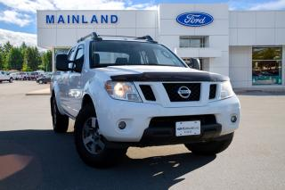 Used 2011 Nissan Frontier Pro-4X for sale in Surrey, BC