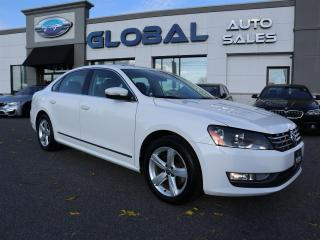 Used 2014 Volkswagen Passat 2.0L TDI COMFORTLINE  NAVIGATION ONLY 50 K. for sale in Ottawa, ON