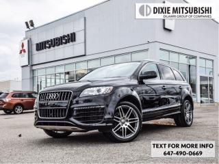 Used 2015 Audi Q7 2nd Set Winters for sale in Mississauga, ON