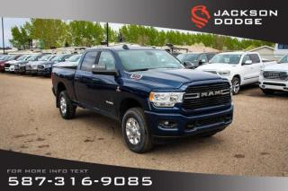 New 2019 RAM 2500 Big Horn Crew Cab | Heated Seats and Steering Wheel | Sunroof | Remote Start for sale in Medicine Hat, AB