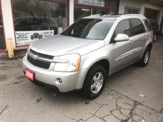 Used 2008 Chevrolet Equinox LT for sale in Hamilton, ON