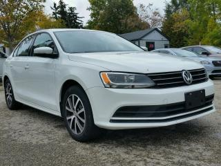 Used 2016 Volkswagen Jetta Sedan TSI SPORT for sale in Kitchener, ON