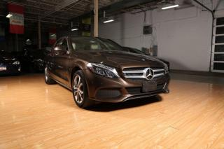 Used 2016 Mercedes-Benz C-Class 4dr Sdn C 300 4MATIC for sale in Toronto, ON