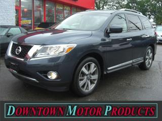 Used 2013 Nissan Pathfinder Platinum for sale in London, ON