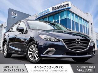 Used 2016 Mazda MAZDA3 GS|SUN ROOF|FREE NEW WINTER TIRES for sale in Scarborough, ON