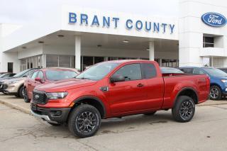 New 2019 Ford Ranger XLT for sale in Brantford, ON