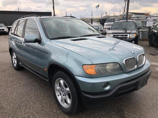 2003 BMW X5 4.4i, LEATHER, BLUETOOTH, SUNROOF