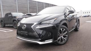 Used 2016 Lexus NX AWD NX F SPORT 2 for sale in Toronto, ON
