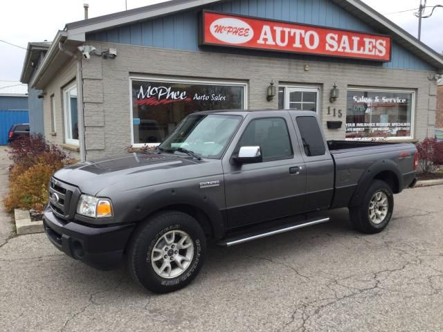 2008 Ford Ranger FX4/Off-Rd