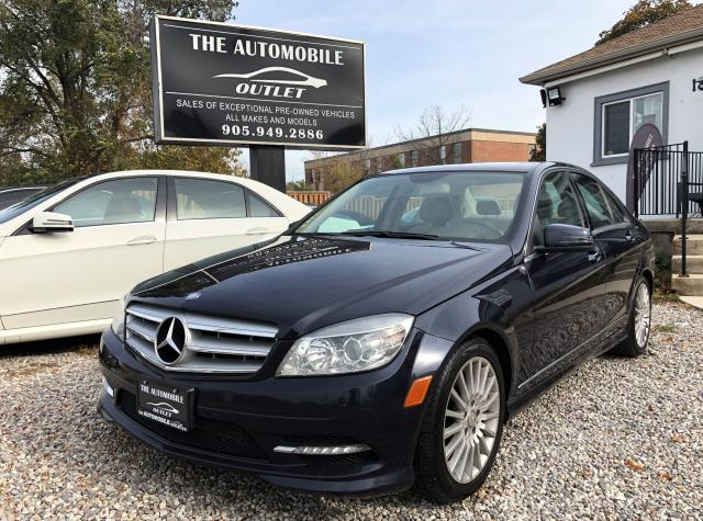 2011 Mercedes-Benz C250 C 250 4MATIC LEATHER SUNROOF BLUETOOTH NO ACCIDENT