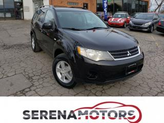 Used 2007 Mitsubishi Outlander LS | V6 | AUTO | ONE OWNER | LOW KM for sale in Mississauga, ON