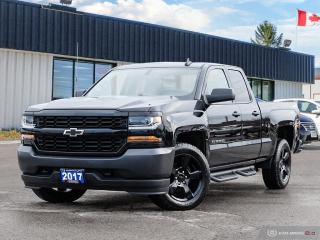 Used 2017 Chevrolet Silverado 1500 LS,4X4,ONE OWNER,LOW KMS,R/V CAM,B.TOOTH for sale in Barrie, ON