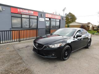 Used 2014 Mazda MAZDA6 GS|BACKUP CAMERA|BLUETOOTH|USB/AUX|SUNROOF for sale in St. Thomas, ON