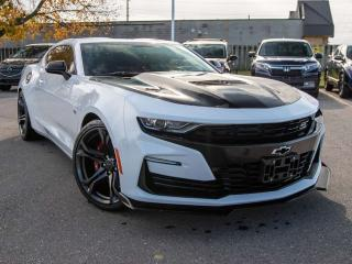Used 2019 Chevrolet Camaro 2SS 2dr RWD Coupe for sale in Brantford, ON
