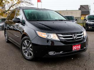 Used 2016 Honda Odyssey Touring 4dr FWD Passenger Van for sale in Brantford, ON