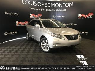 Used 2010 Lexus RX 350 Ultra Premium Package for sale in Edmonton, AB