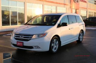 Used 2011 Honda Odyssey Touring for sale in Fort St John, BC
